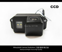 HD!! Car Rear View Parking CCD Camera For Mitsubishi Lancer Evolution