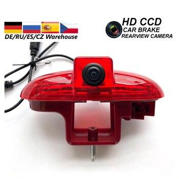 цена на Car Rear View Reverse Camera Brake LED Light Camera for OPEL VAUXHALL VIVARO 2001-2014 TRAFIC 2001-2014 COMBO 2001-2011 Stop lin