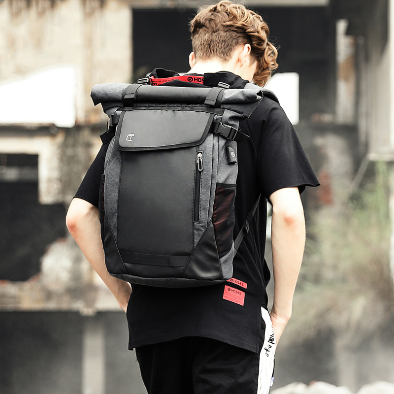 New Men 15.6 Laptop Backpack For Teenagers Fashion School Bags Waterproof USB Charging Designer Male Travel Backpack 2018 new design usb charging men s backpacks male business travel women teenagers student school bags simple notebook laptop backpack