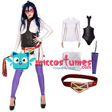 My Hero Academia Midnight Nemuri Kayama Cosplay Costume Body
