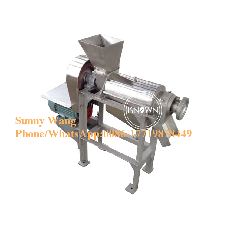 Fruit And Vegetable Juicer Extractor Machine Spiral Industrial Cold Press Juicer