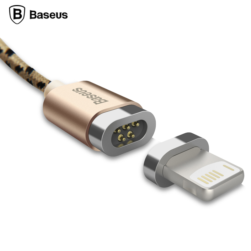 baseus magnetic cable for iphone micro usb cable adapter. Black Bedroom Furniture Sets. Home Design Ideas