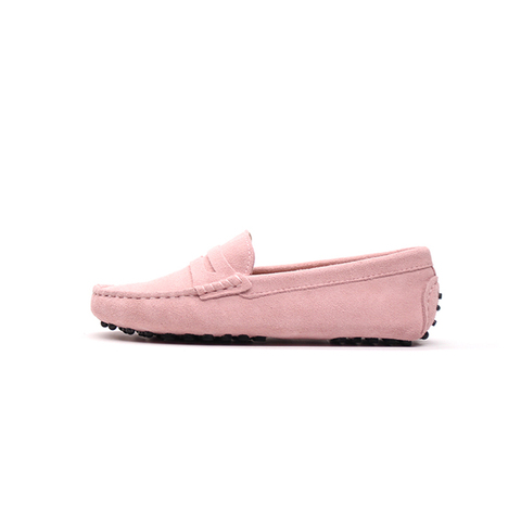 High Quality 2019 New Women Flats Genuine Leather Women Shoes Brand Driving Shoes Spring Summer Women Casual Shoes Lahore