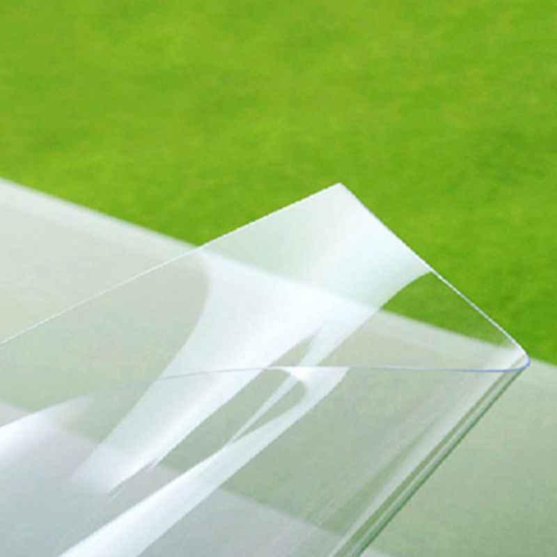 DIY Bahan Epoxy Resin Kerajinan Lembaran Plastik Transparan Perhiasan Pembuatan Alat Aksesoris Kalung Cetak Tinggi Transmitansi