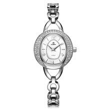 CASIMA Люксовый бренд часы Мода женские часы повседневная кварцевые часы мода водонепроницаемые 50 м #2616