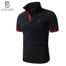 Men's Brand Polo Shirt Brand Designers Camisetas Polos Men Pique Short Sleeve Shirt Jerseys Polo