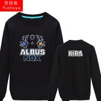 ANX S6 LOL O neck Unisex Cosplay Sweatshirt Free Shipping