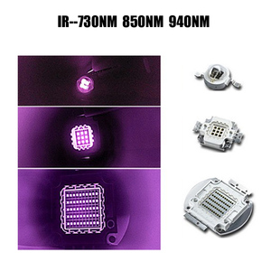 Image 5 - 3W 5W 10W 20W 30W 50W 100W High Power LED COB Chips IR 1000nm Infrared Emitter Lamp Light Bead 1000Nm 3 5 10 20 30 50 100W Watt