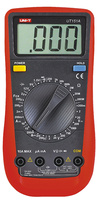 Uni t UT151C alta confiabilidade Handheld multimetro Digital profissional eletrica Handheld Tester LCR Meter amperimetro