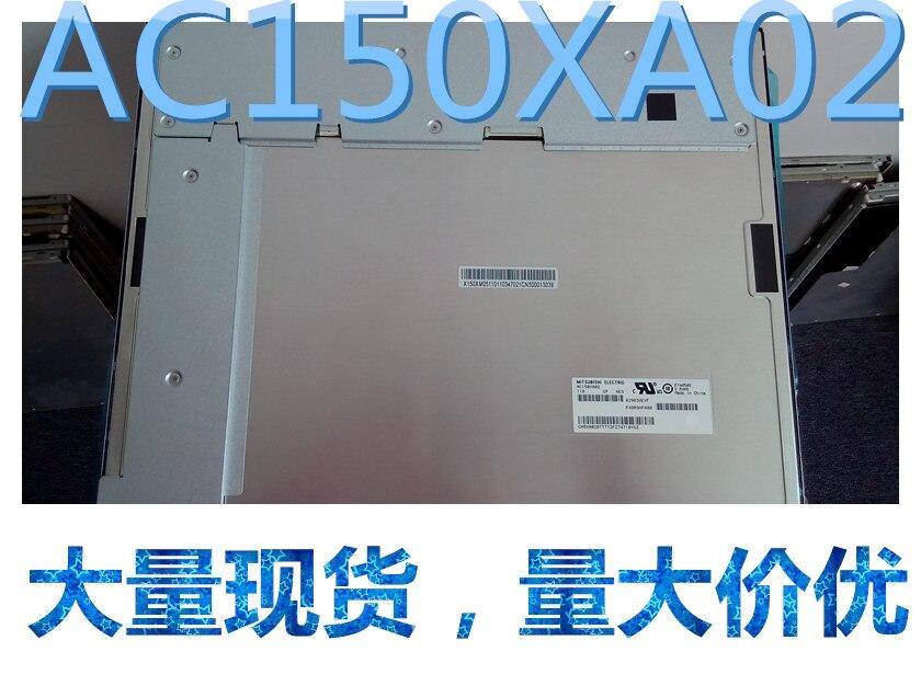 15.0 Inch original perfect GRADE A+ TFT LCD Panel AC150XA02 LCD Display one year way