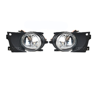 Car lights 1 Pair Front Fog Lights for BMW E39 1999 2004 fog lamps without Bulbs Replacement Kit Left & Right