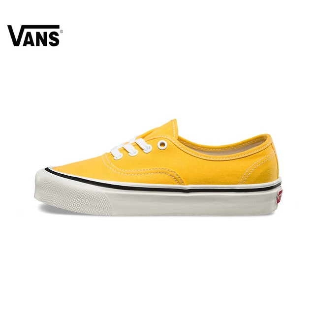 438a8dbdc810e2 Original Vans Authentic Anaheim Series Unisex Skateboarding Shoes Sports Shoes  Canvas Shoes Sneakers free shipping
