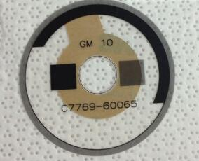 C7769-60254 C7769-60065 encoder disk assembly for HP DesignJet 500 500PS 800 800PS 815 820