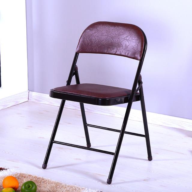 Casa de lazer cadeira dobrável assento da cadeira da conferência cadeira cadeira do computador de treinamento