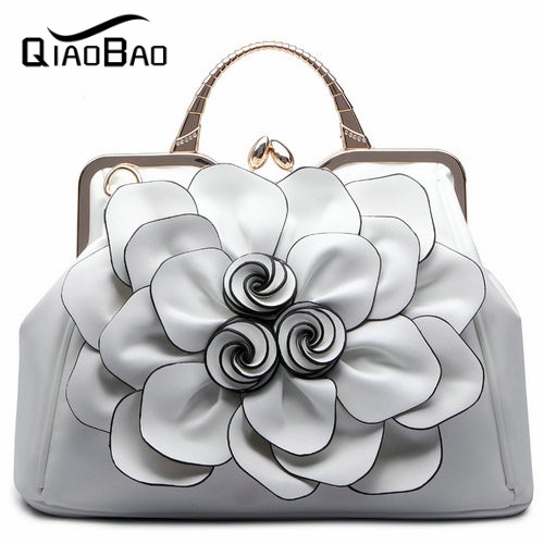Women handbag Shoulder Bag tote Flower Handbag sac a main borse di marca bolsa feminina luxury handbags women bags designer women handbag genuine leather shoulder bag big tote luxury handbags women bags designer sac a main borse di marca bolsa feminina