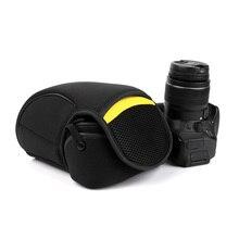 DSLR Камера внутренняя мягкая сумка для Nikon D7500 D7200 D7100 D7000 D90 D80 D70 D600 D750 мягкий легкий эластичный