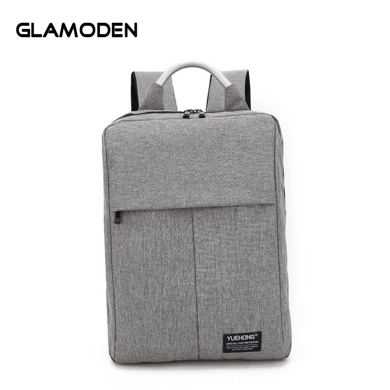 2017 New Fashion Men Women Backpack Business Backpack Canvas Waterproof High Quality Laptop Bag Travel Office Unisex Backpack