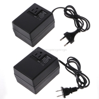 300W 220/240V To 110/120V AC Step Down Travel Voltage Transformer Converter J16 19 Dropship