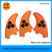 Free Shipping FCS Honeycomb Fins Good Quality Surf Fins FCS Quilhas Fin