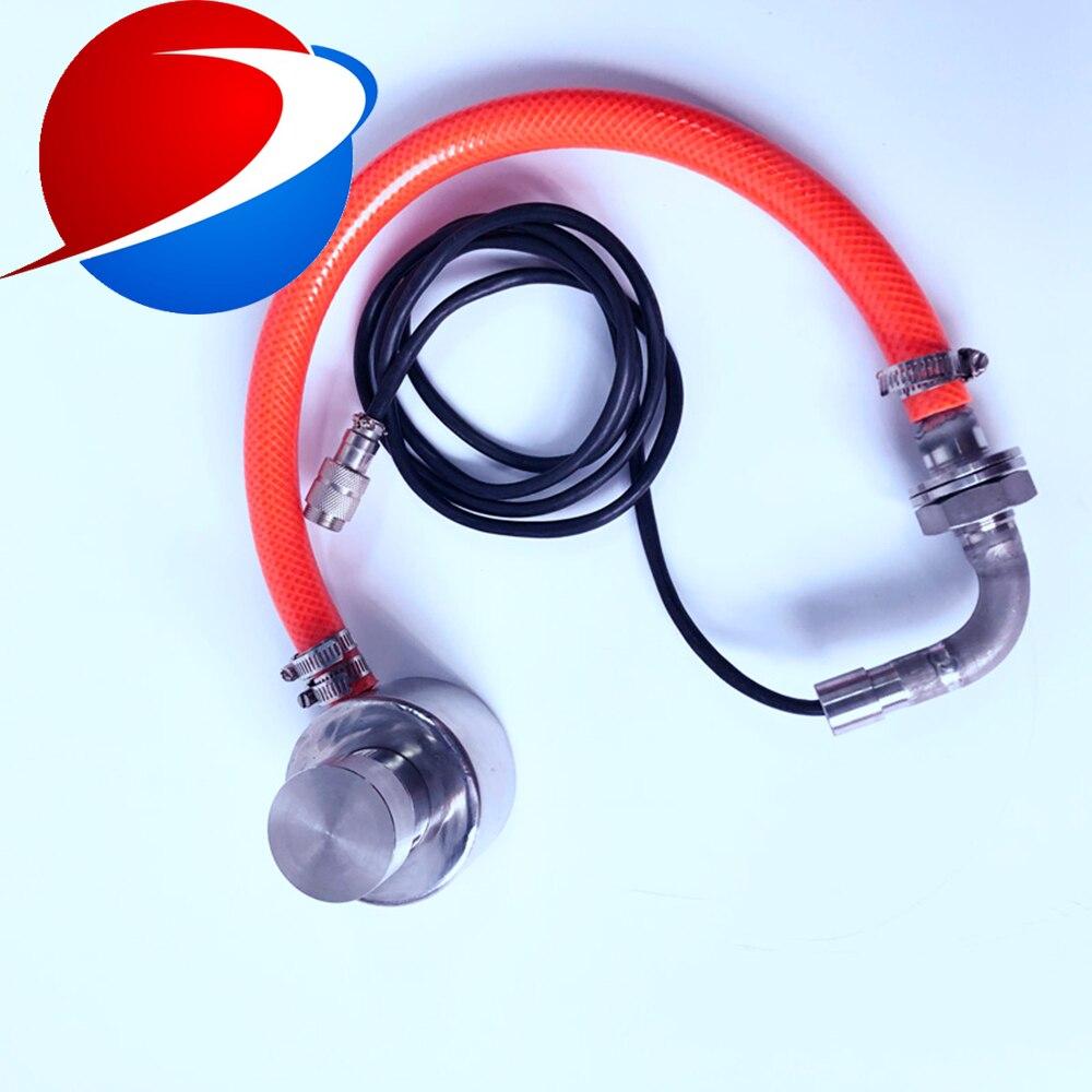 Générateur d'écran vibrant rotatoire ultrasonique pour la machine de criblage de vibrateur de tamis ultrasonique d'ultrason d'acier inoxydable - 6