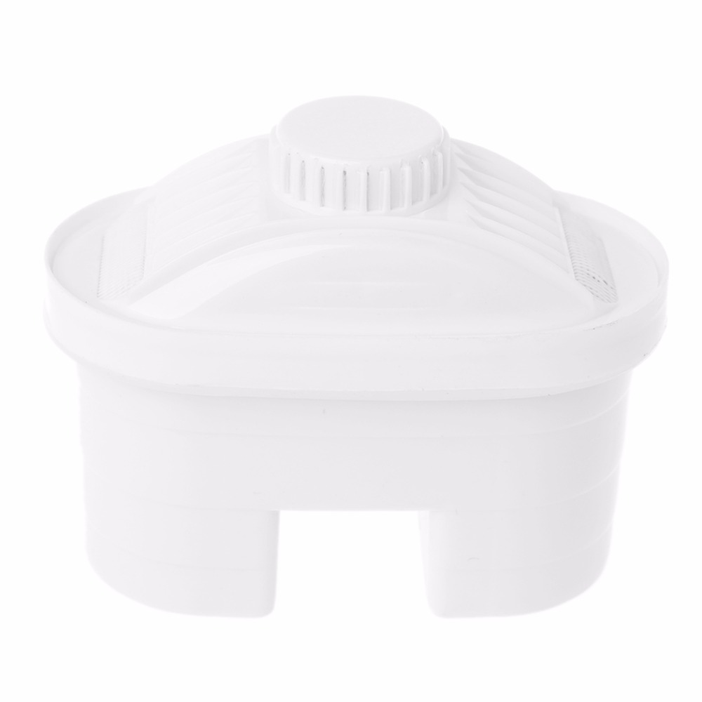 Free_on 2Pcs Water Healthy Filter Purifier Jug Refills Replacement Cartridges Household