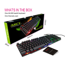 Gaming Keyboard with Backlight