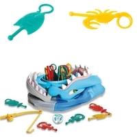Fashion Big White Haifisch-kiefer Angeln Tabelle Brettspiel Verbessern Parenthood Spielzeug