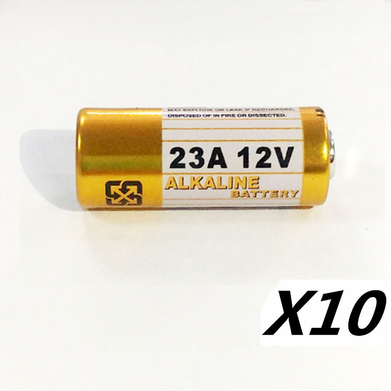 Cncool Alkaline battery <font><b>12V</b></font> 23A battery <font><b>12V</b></font> 27A 23A <font><b>12V</b></font> 21/23 <font><b>A23</b></font> E23A MN21 RC control remote controller battery RC Part Toys image
