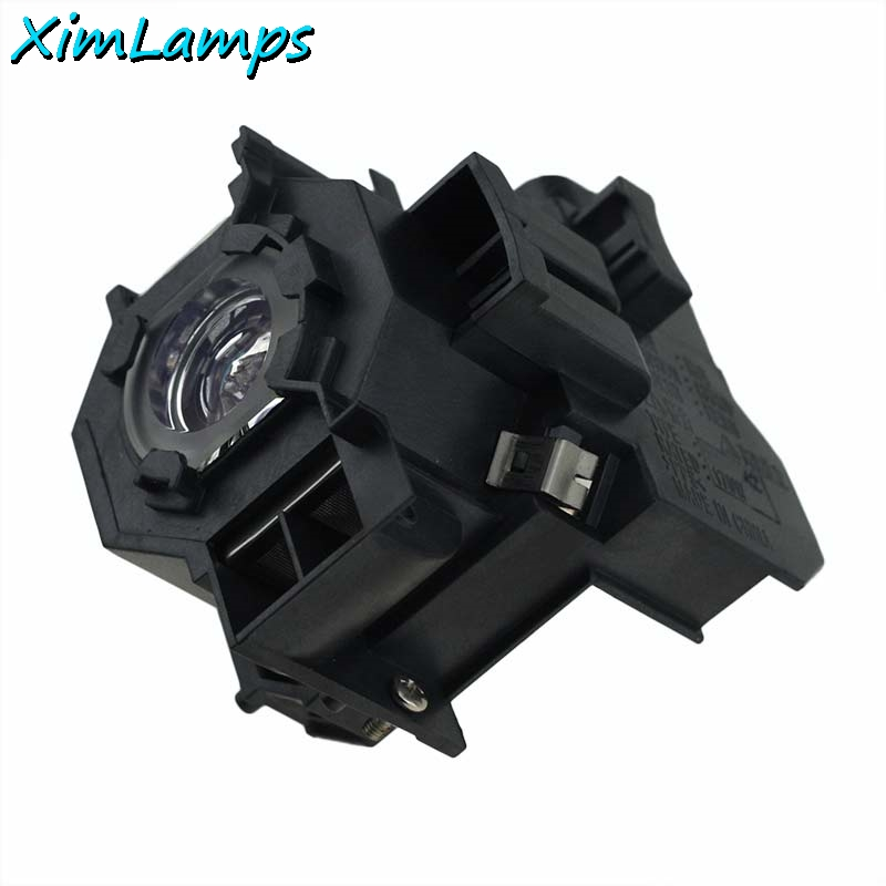 V13H010L41 / ELPLP41 Original Projector Lamp with Housing For Epson PowerLite S5 / S6 / 77C / 78, EMP-S5, EMP-X5, H283A, HC700 pureglare original projector lamp for epson powerlite hc 705hd with housing