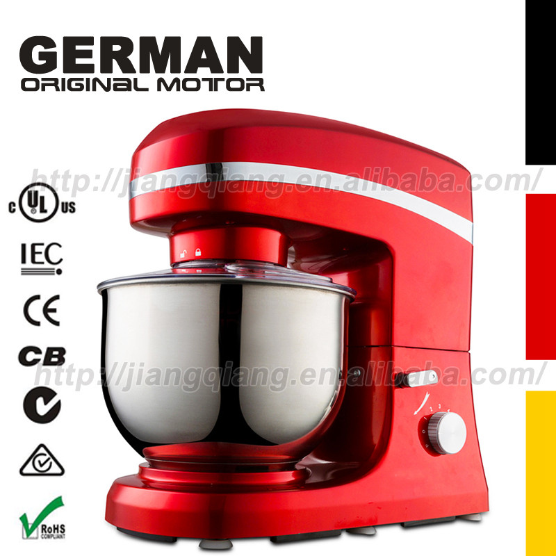 Electric Kitchen font b Machine b font KP26M Red Bowl Lift 5L chef Stand Mixers