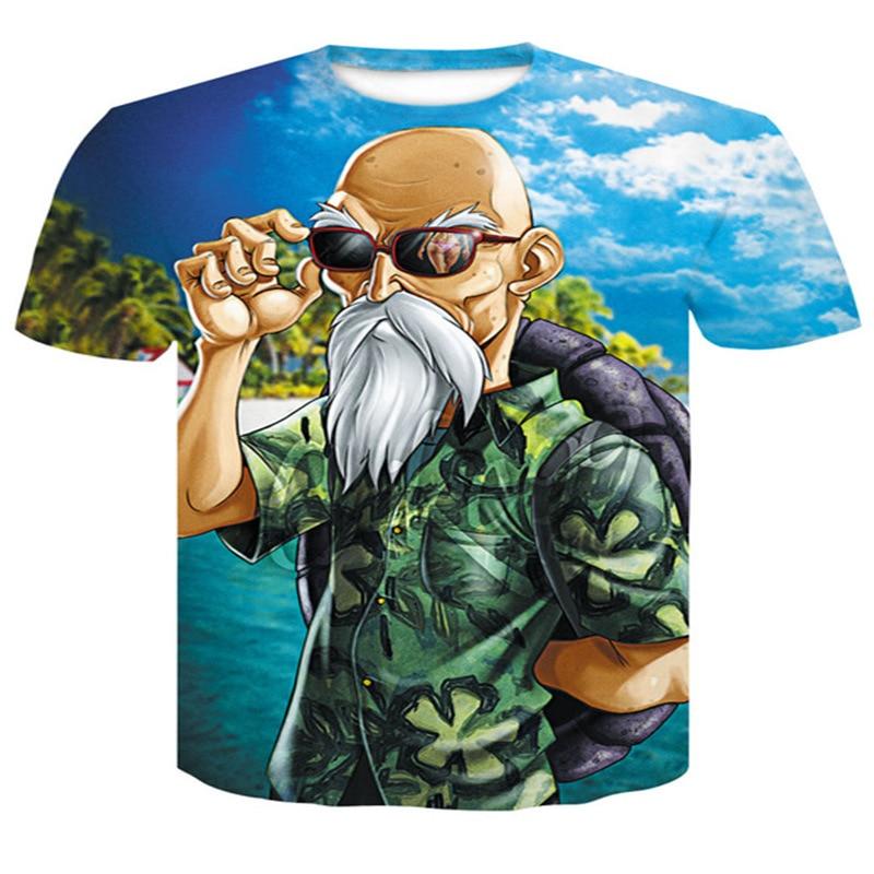 ebb5a2385b1a Men s 3D T Shirt Dragon Ball Z Ultra Instinct Goku Super Saiyan God Blue  Vegeta Print