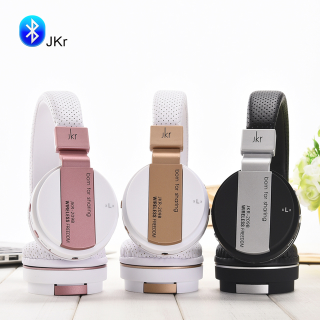 bests headphones Bluetooth Headphones Wireless Stereo Headsets earbuds with Mic Support TF Card FM Radio for iPhone Samsung