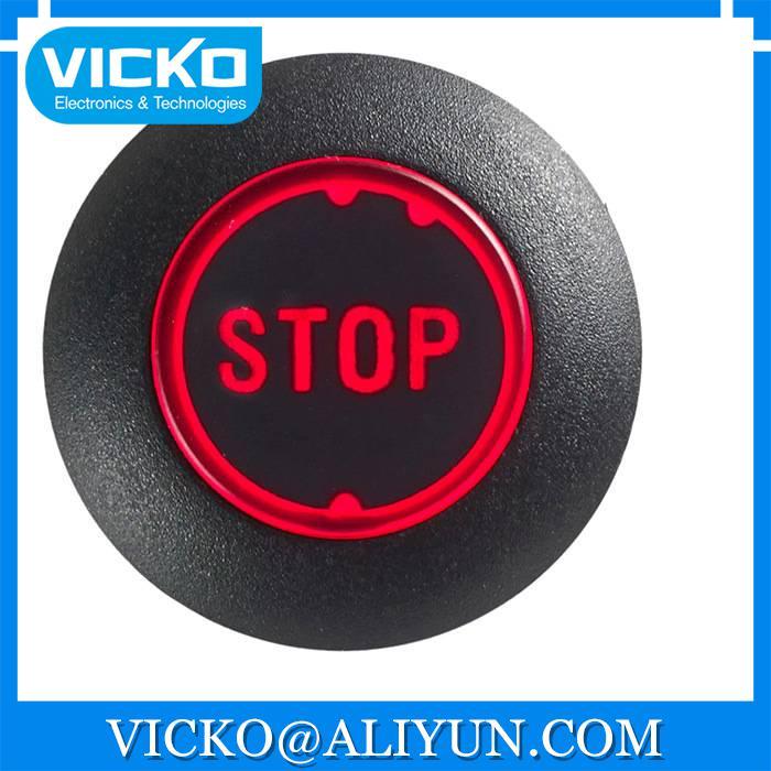 [VK] FDAP1F1482F03 SWITCH PUSHBUTTON SPST 200MA 12V SWITCH [vk] av044746a200k switch pushbutton dpdt 6a 125v switch