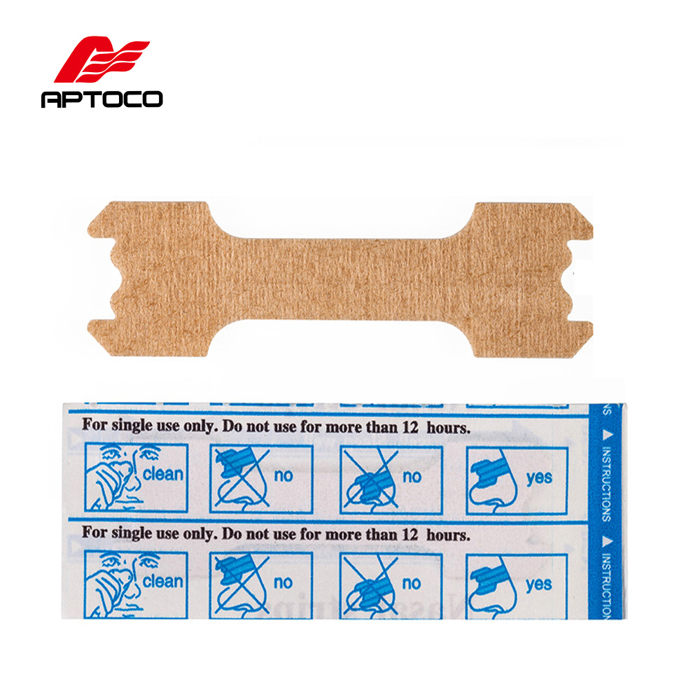 Image 4 - Aptoco 200 PCS/LOT Anti snoring Nasal Strips are Better than Breath Right Way To Stop Snoring Anti Snoring Strips-in Sleep & Snoring from Beauty & Health