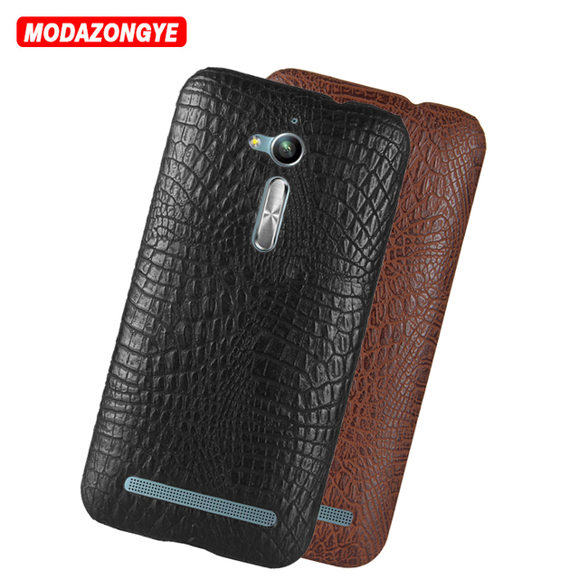 Asus Zenfone Go ZB500KG Case Asus X00BD Case Hard PU Leather Cover Phone Case For Asus Zenfone Go ZB500KG ZB ZB500 500 500KG KG