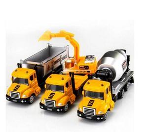 Image 2 - Spray Waterpistool Speelgoed Truck Brandweerwagen Juguetes Brandweerman Sam Fire Truck Voertuigen Auto Muziek Licht Cool Educatief Speelgoed voor Jongens Kids
