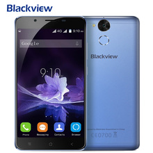 Blackview P2 Smartphone 5.5 inch FHD Screen 4GB RAM 64GB ROM Android 7.0 MTK6750T 8 Core 1.5GHz Dual SIM 13MP Unlock 4G OTG