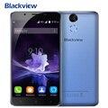 Blackview p2 smartphone 5.5 pulgadas fhd pantalla 4 gb ram 64 gb rom Android 6.0 Desbloquear MTK6750T 8 Core 1.5 GHz Dual SIM 13MP 4G OTG