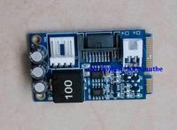 DC DC Step down Power Module 5V2A Mini Ultra Thin PCI E SATA Transfer Board Precision Design Mute
