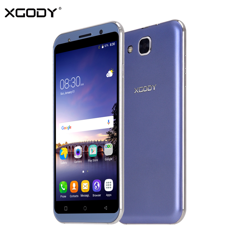 XGODY S11 5 3 Inch Smartphone Android 5 1 Quad Core 1GB RAM 8GB ROM Dual