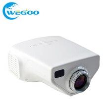 Barato Mini Portátil E03 Proyector LED Digital EJL E03 MINI Hogar Theater LED Proyector LCD 350 Lúmenes USB VGA HDMI 1080 P HDTV