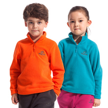2016 latest children hooded jackets for hiking children outwear boys sports coats kids fleece jackets child clothing LW4056