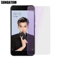 SUNDATOM Tempered Glass for Xiaomi 5X Anti Blue Screen Protector For Xiaomi Mi 5X Glass Protective Film