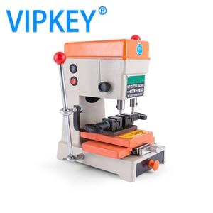 Image 4 - DEFU 368A vertical  220V key cutting  copy duplicating machine for some door key and car keys locksmith supplier tools