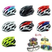 Nuevo casco de ciclismo EPS + PC hombres y mujeres 2017 casco de bicicleta casco mtb casco de bicicleta de montaña carretera moto fietshelm heren kask protone