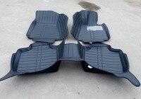 Специальные коврики для правой руки накопитель Mercedes Benz GLC 200 220d 250d 300 2018 2015 водонепроницаемые ковры, бесплатная доставка