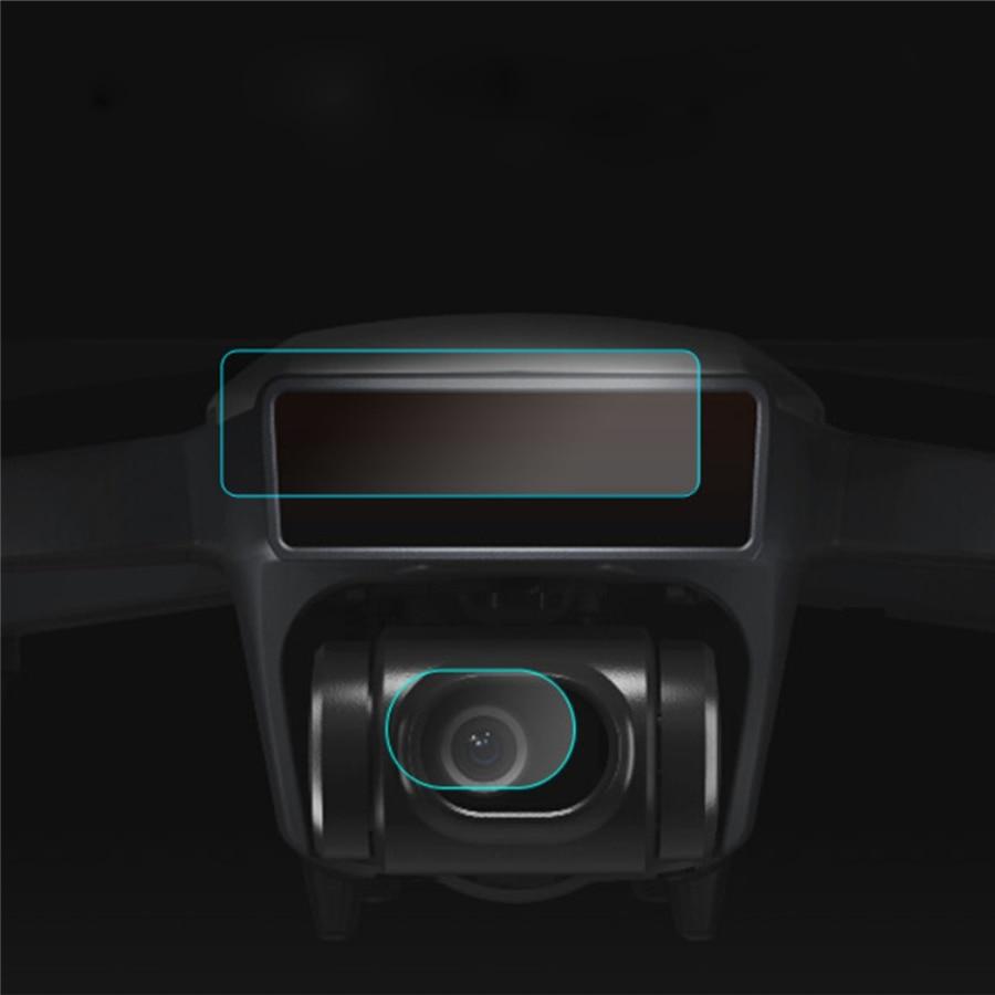 Ekraan ja kaamera objektiivi kaitsja DJI sädemega drone paindlikule - Kaamera ja foto - Foto 2