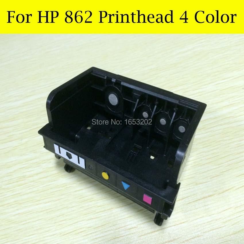 ФОТО 4 Color 862 Print Head For HP Photosmart B111G B211E B110A B209A B210A For HP 862 Printhead