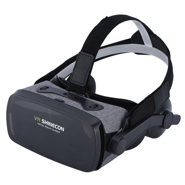 SHINECON Headset 3D VR Glasses Virtual Reality Smart Glasses