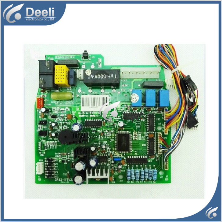 95% new good working for air conditioner pc board circuit board motherboard 300354152 motherboard 5251f on sale big togo main circuit board motherboard pcb repair parts for nikon d610 slr